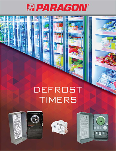 150-2677 Paragon Defrost Timers Brochure
